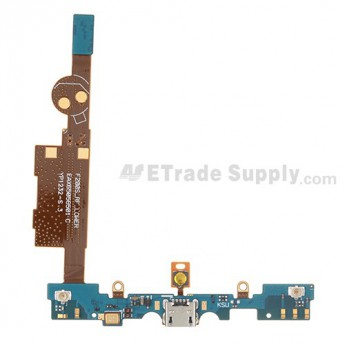 For LG Optimus Vu II F200 Charging Port Flex Cable Ribbon Replacement - Grade S+