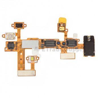 For LG Venice LG730 Power Button Flex Cable Ribbon Replacement - Grade S+