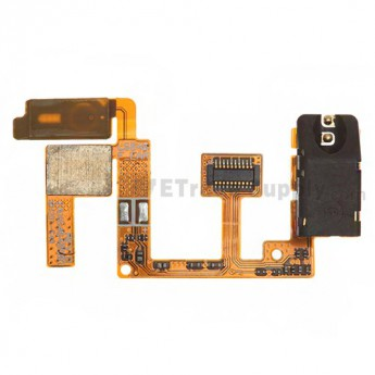 For LG Viper 4G LTE LS840 Earphone Jack Flex Cable Ribbon Replacement - Grade S+