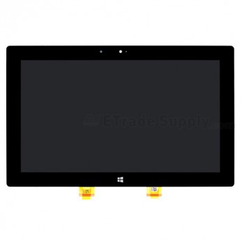 For Microsoft Surface RT LCD Screen and Digitizer Assembly Replacement - Black - Grade S+