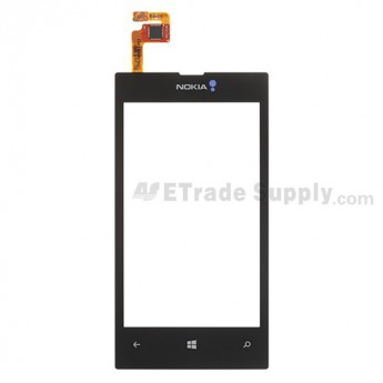 For Nokia Lumia 520 Digitizer Touch Screen Replacement - Grade S+
