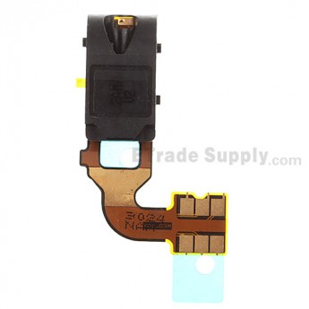 For Nokia Lumia 520 Earphone Jack Flex Cable Ribbon Replacement - Grade S+