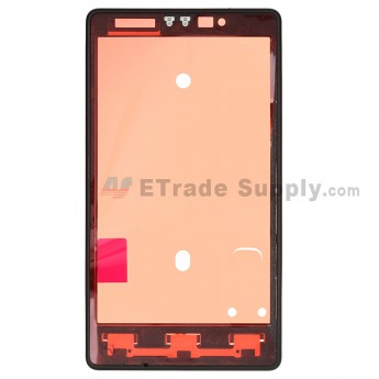 For Nokia Lumia 820 Front Housing Replacement - Grade S+