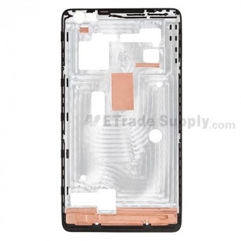 For Nokia Lumia 900 Front Housing Replacement - Grade S+