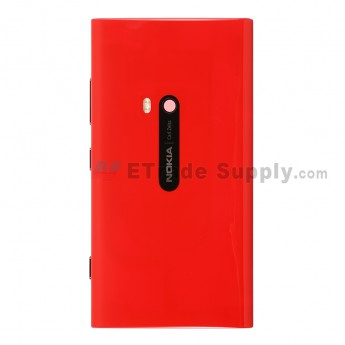 For Nokia Lumia 920 Rear Housing Assembly Replacement ,Red - Grade S+