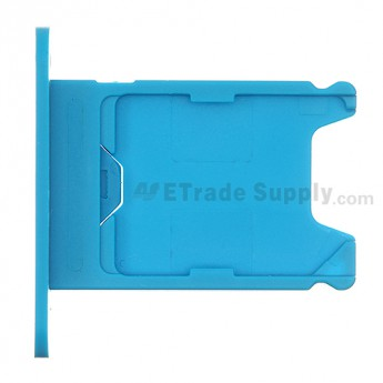 For Nokia Lumia 920 SIM Card Tray  Replacement ,Blue - Grade S+