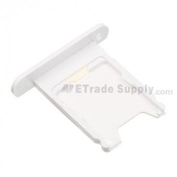 For Nokia Lumia 920 SIM Card Tray  Replacement ,White - Grade S+