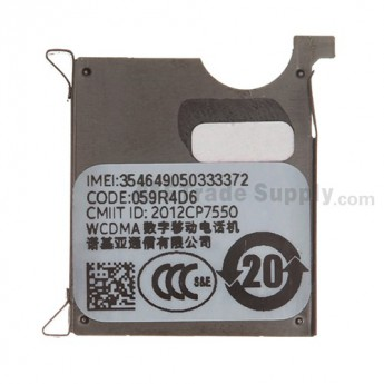 For Nokia Lumia 920 SIM Card Tray Holder Replacement - Grade S+