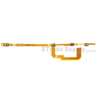 For Nokia Lumia 925 Side Key Flex Cable Ribbon Replacement - Grade S+