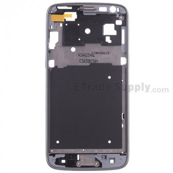 For Samsung Galaxy Express 2 SM-G3815 Front Housing Replacement - Black - Grade S+