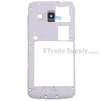For Samsung Galaxy Express 2 SM-G3815 Rear Housing Replacement - White - Grade S+