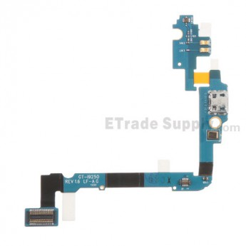 For Samsung Galaxy Nexus GT-I9250 Charging Port Flex Cable Ribbon Replacement - Rev 1.5 - Grade S+