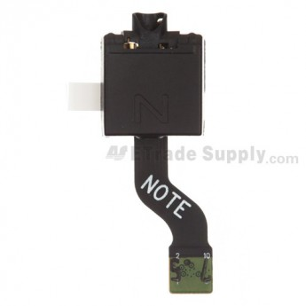 For Samsung Galaxy Note 10.1 N8000 Earphone Jack Flex Cable Ribbon Replacement - Grade S+