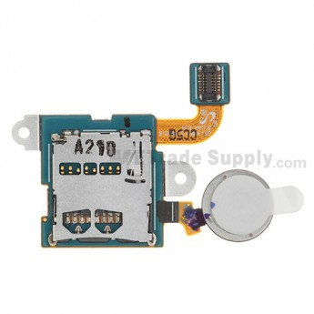 For Samsung Galaxy Note 10.1 N8000 SD Card Reader Contact Replacement - Grade S+