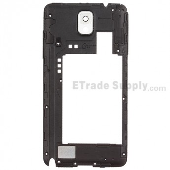 For Samsung Galaxy Note 3 N9005 Rear Housing Replacement - White - Grade S+