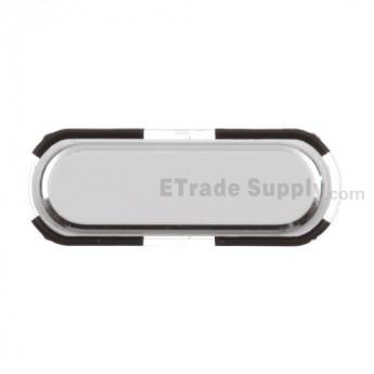 For Samsung Galaxy Note 3 N9006/N900/N9005/N900A/N900P/N900T/N900V/N900R4 Home Button Replacement - White - Grade S+