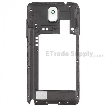 For Samsung Galaxy Note 3 SM-N900A Rear Housing  Replacement - White - Grade S+