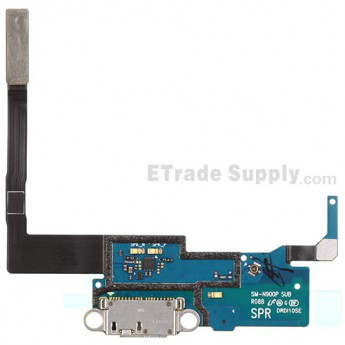 For Samsung Galaxy Note 3 SM-N900P Charging Port Flex Cable Ribbon Replacement - Grade S+
