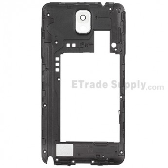 For Samsung Galaxy Note 3 SM-N900T Rear Housing Replacement - White - Grade S+