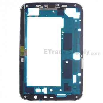 For Samsung Galaxy Note 8.0 GT-N5100 Front Housing Replacement - White - Grade S+