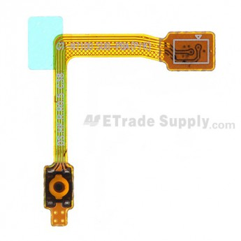 For Samsung Galaxy Note II LTE N7105 Power Button Flex Cable Ribbon Replacement - Grade S+