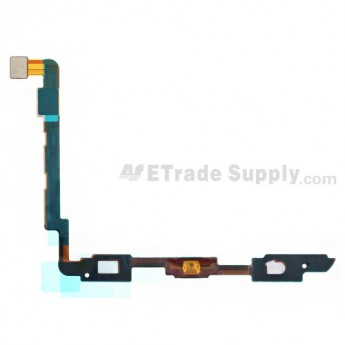 For Samsung Galaxy Note II N7100/SGH-i317/T889/R950/I605/L900 Navigator Flex Cable Ribbon with Sensor Replacement - Grade S+