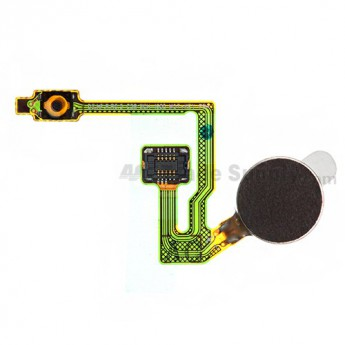 For Samsung Galaxy Note II SCH-I605/SCH-R950/SPH-L900 Power Button Flex Cable Ribbon and Vibrating Motor Replacement - Grade S+