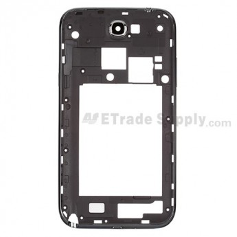 For Samsung Galaxy Note II SCH-I605 Rear Housing Replacement - Grey - Grade S+