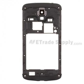 For Samsung Galaxy S4 Active SGH-I537 Rear Housing  Replacement - Gray - Grade S+