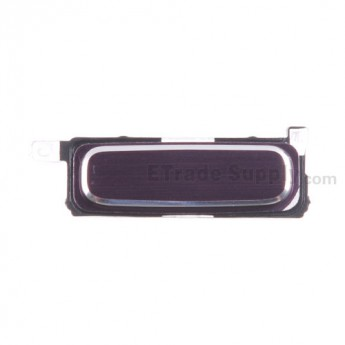 For Samsung Galaxy S4 GT-I9500/I9505/I545/L720/R970/I337/M919/I9502 Home Button Replacement - Purple - Grade S+