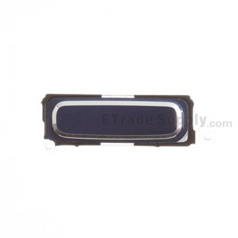 For Samsung Galaxy S4 GT-I9500/I9505/I545/L720/R970/I337/M919/I9502 Home Button Replacement - Sapphire - Grade S+