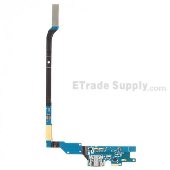For for Samsung Galaxy S4 GT-I9505/SPH-L720T Charging Port Flex Cable Ribbon Replacement - Grade S+
