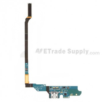 For Samsung Galaxy S4 SGH-I337 Charging Port Flex Cable Ribbon Replacement - Grade S+