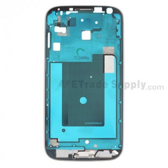 For Samsung Galaxy S4 SGH-I337/SGH-M919 Front Housing Replacement - White - Grade S+