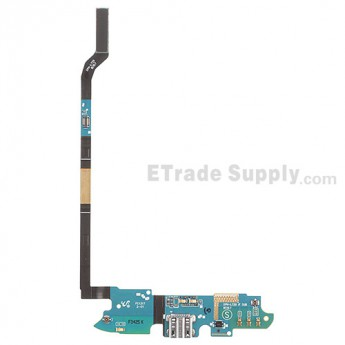 For Samsung Galaxy S4 SPH-L720 Charging Port Flex Cable Ribbon Replacement - Grade S+