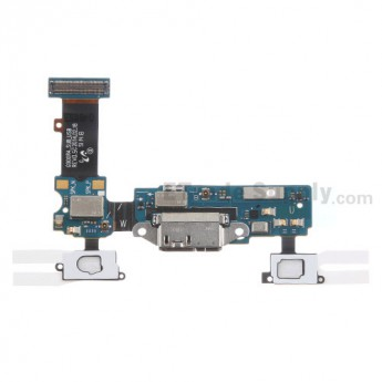 For Samsung Galaxy S5 SM-G900R4 Charging Port Flex Cable Ribbon  Replacement - Grade S+