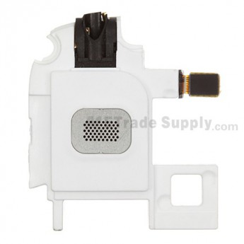 For Samsung Galaxy S III Mini I8190 Loud Speaker Replacement - White - Grade S+
