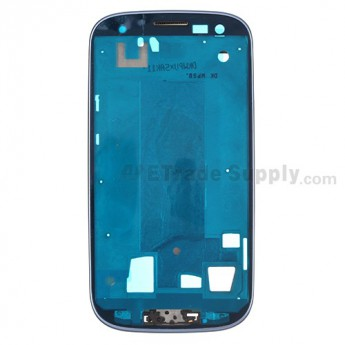 For Samsung Galaxy S III SCH-I535/SCH-R530 Front Housing Replacement - Sapphire - Grade S+