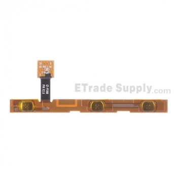 For Samsung Galaxy Tab 2 10.1 GT-P5100,GT-P5110 Power Button Flex Cable Ribbon Replacement (Version B) - Grade S+