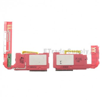 For Samsung Galaxy Tab 2 10.1 GT-P5100 Loud Speaker Module Replacement (Right and Left) - Pink - Grade S+