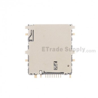 For Samsung Galaxy Tab 3 7.0 SM-T211 SIM Card Reader Contact Replacement - Grade S+