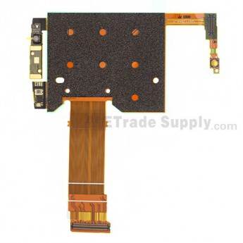 For Sony Ericsson Xperia SK17i Mango Slide Rail Flex Cable Ribbon Replacement - Grade S+