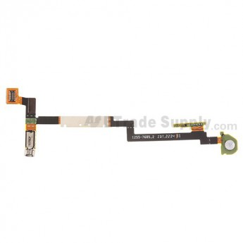 For Sony Xperia go ST27i Volume Button Flex Cable Ribbon Replacement - Grade S+
