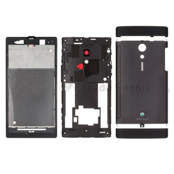 For Sony Xperia ion LTE LT28i Complete Housing Replacement - Grade S+