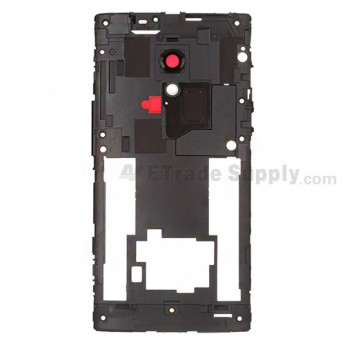 For Sony Xperia ion LTE LT28i Middle Plate Replacement - Grade S+