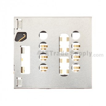 For Sony Xperia ion LTE LT28i SD Card Reader Contact Replacement - Grade S+