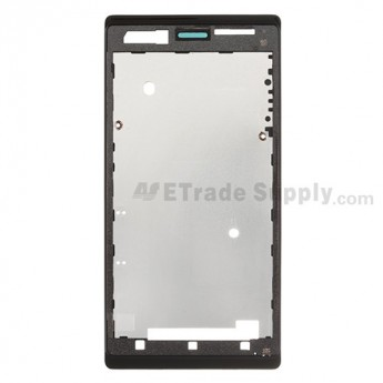 For Sony Xperia J ST26i Front Housing Replacement - Grade S+