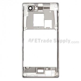 For Sony Xperia J ST26i Middle Plate Replacement - Grade S+