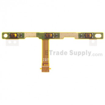 For Sony Xperia SP M35h Side Key Flex Cable Ribbon Replacement - Grade S+