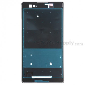 For Sony Xperia T2 Ultra Front Housing Replacement - White - Grade S+